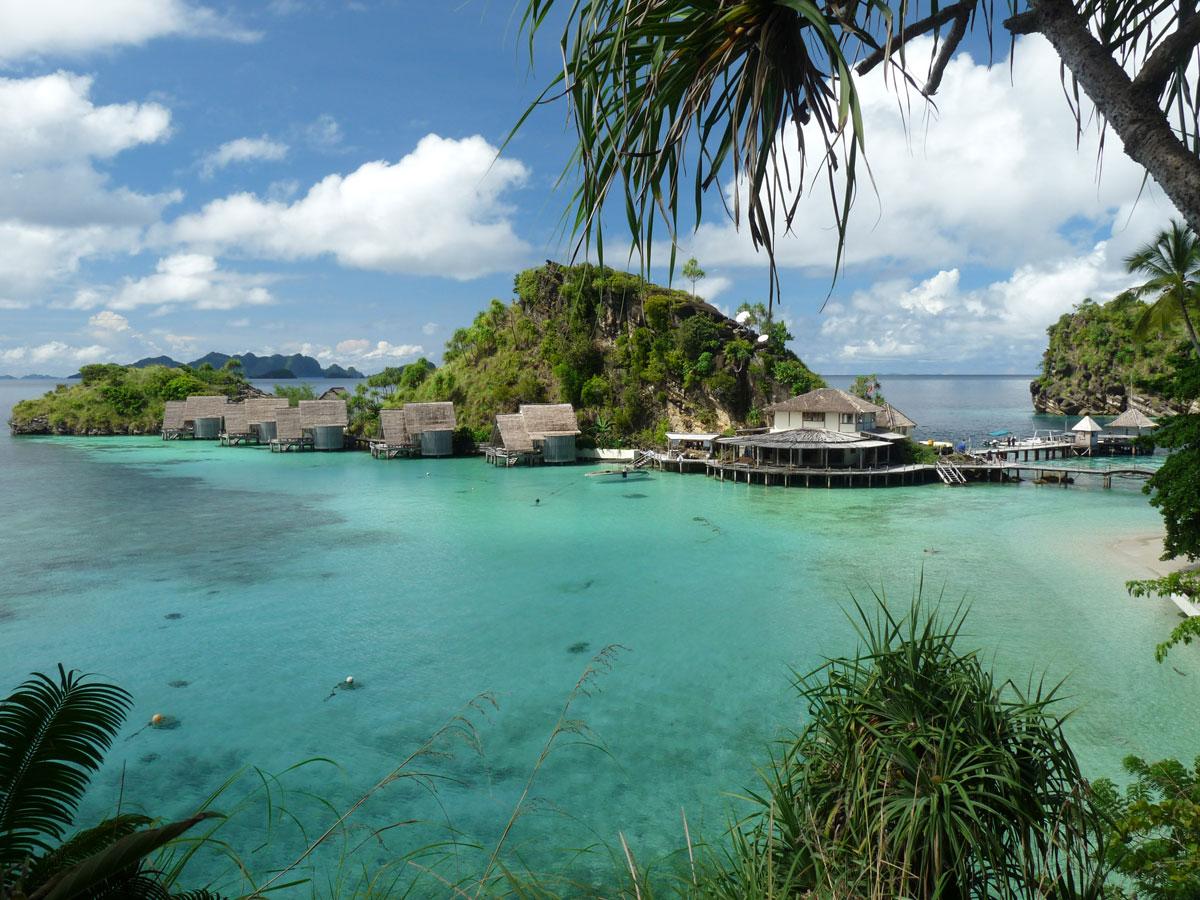 Raja ampat dive dream der blog - Dive resort raja ampat ...