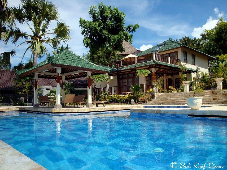 Puri Wirata Dive Resort and Spa, Amed