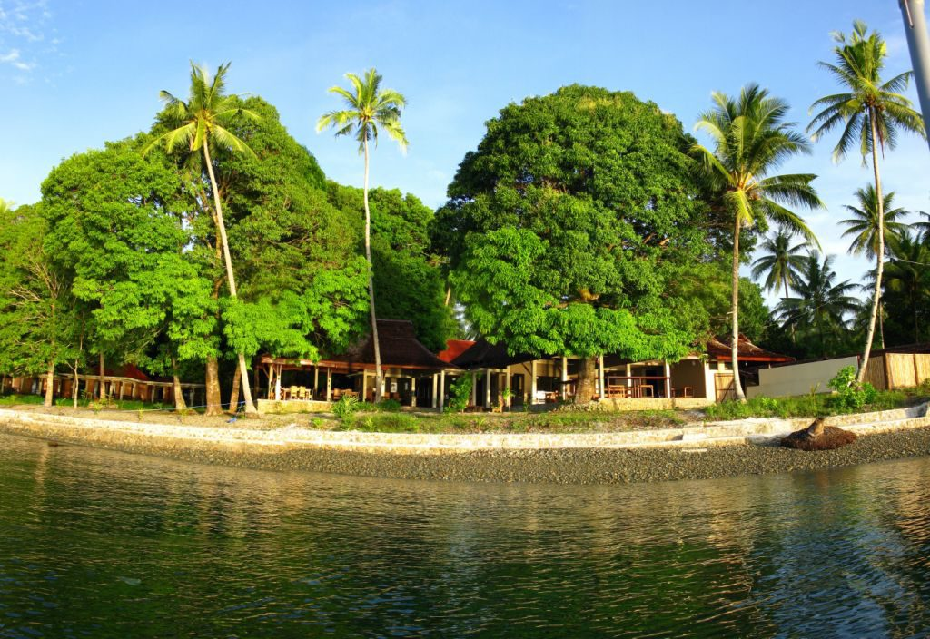 Maluku Divers - Restaurant Area