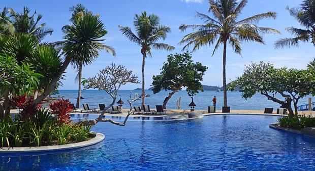Bintang Flores Hotel - Pano