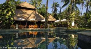 Alam Anda Ocean Front Resort & Spa - Sambirenteng