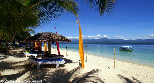Prince John Dive Resort, Donggala/Sulawesi