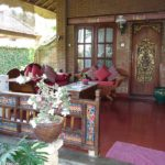 Terrasse, Superior-Zimmer, Puri Mas Boutique Resorts & Spa, Mangsit Beach, Senggigi/Lombok