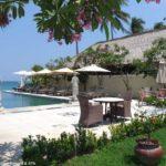 Pool mit Seaview, Puri Mas Boutique Resorts & Spa, Mangsit Beach, Senggigi/Lombok