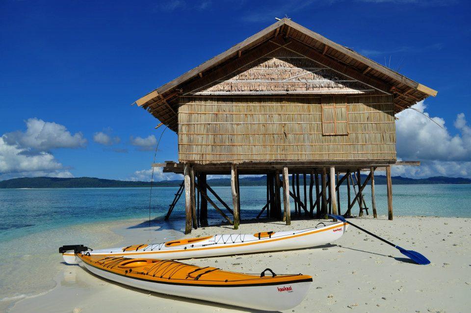 Kayak-Tour Raja Ampat