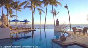Siddhartha Ocean Front Resort & Spa - Kubu