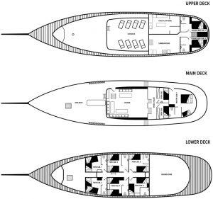 MSY Seahorse - Deckplan