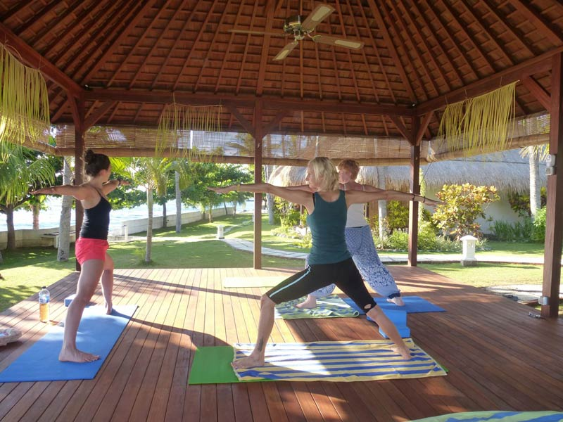 Siddhartha Ocean Front Resort & Spa - Yoga-Schulung