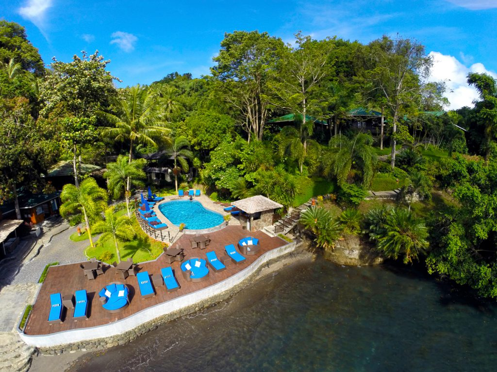 Lembeh Resort - Areal